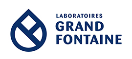 Laboratoires Grand Fontaine logo water drop