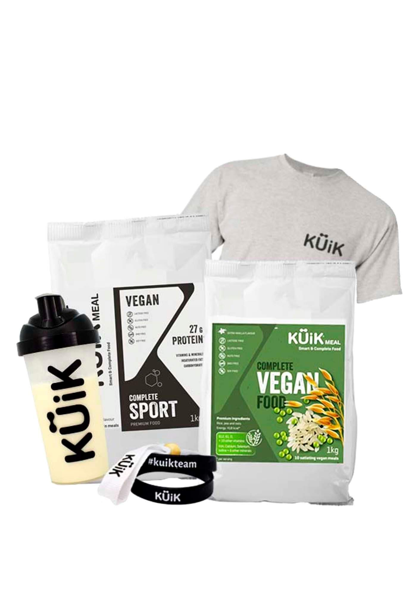 Pack Kuik Meal Vegan Complete meal replacement