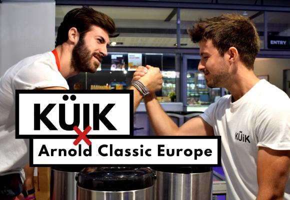 KÜiK Meal, el alimento en polvo ideal para los deportistas