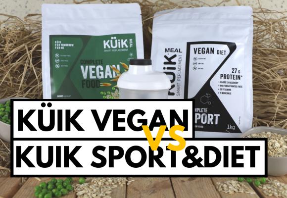 KÜiK Vegan & KÜiK Sport&Diet