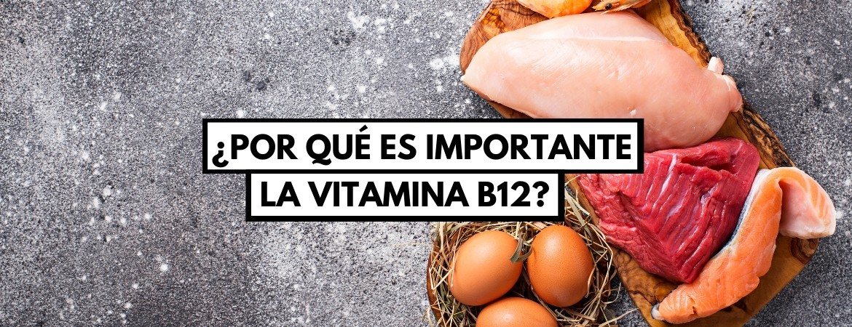 LOS BENEFICIOS DE LA VITAMINA B12